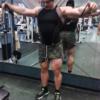 【筋トレ】肩側部をパンプ、パンプ!:血流制限ケーブル・サイドレイズ