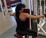 【筋トレ】肩後部をパンプ、パンプ!:血流制限リアデルト・リバース・マシンフライ